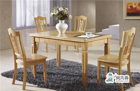 实木餐桌的五大保养秘籍!