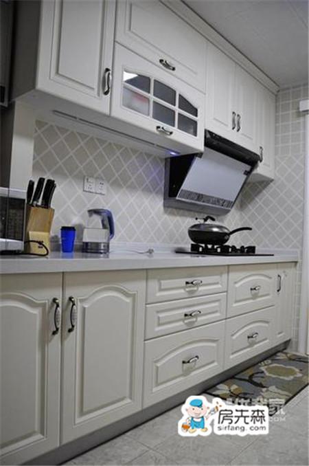 提高厨房空间利用率小技巧