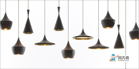 乐器吊灯——拥有印度神秘色彩的灯具