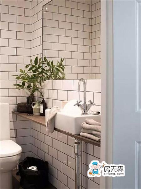 不把犄角旮旯收拾好, 你都不知道你家卫生间有多大!