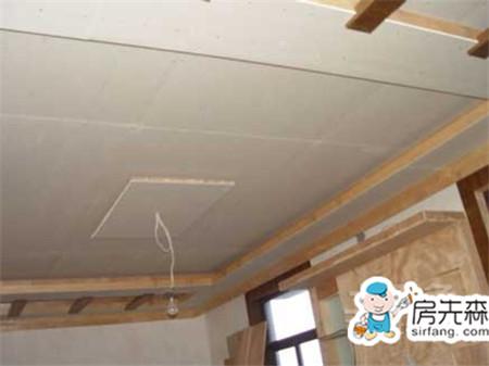 吊顶装修最容易出现哪些问题?