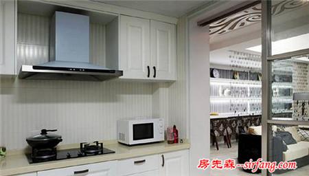 好的厨房门装修效果就是好门面