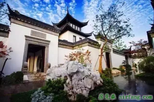 中式庭院,世界上最美的庭院