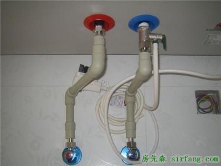 家里的冷热水管竟是这样接的,难怪我家水管容易爆裂漏水!