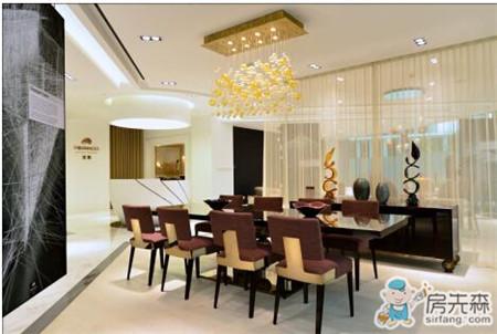 Fibonacci宝窝木质餐桌系列 贵族精神融入餐厅文化的典范