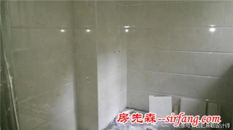 卫生间墙砖为什么要压地砖?很多人不知道的秘密!