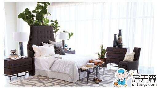GLOBAL 教你打造高级感清新卧室