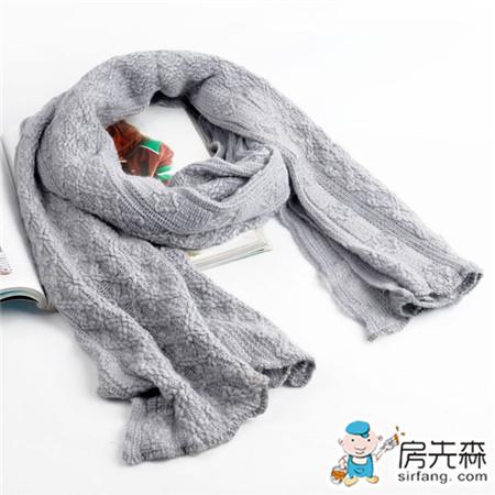 织围巾的花样大全 怎么织出清新花样的围巾