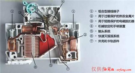 漏电保护开关原理、接线图以及三相漏电开关跳闸是什么原因导致的