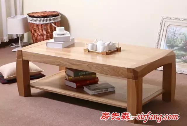 你知道实木、全实木、纯实木、原木家具的区别吗