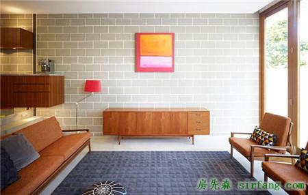 轻工业风格公寓设计家的温度不削减