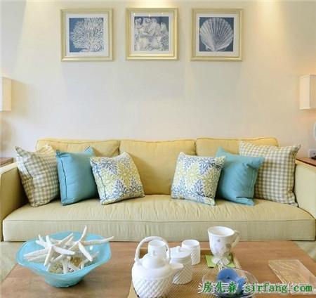 绿野仙踪的情调美式家居~色彩搭配太舒服了