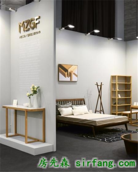 从实木到大理石,MZGF木智工坊要带来更多元的作品