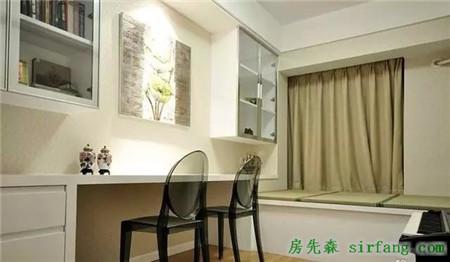 小户型卧室最美榻榻米设计,这样装哪里还要床!