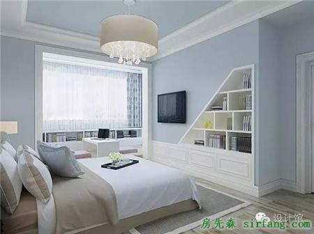 那么卧室墙面刷乳胶漆:效果会怎么样?什么颜色的才更好看?