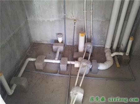 下沉式卫生间防水施工的详细流程!看看你家做对了吗?