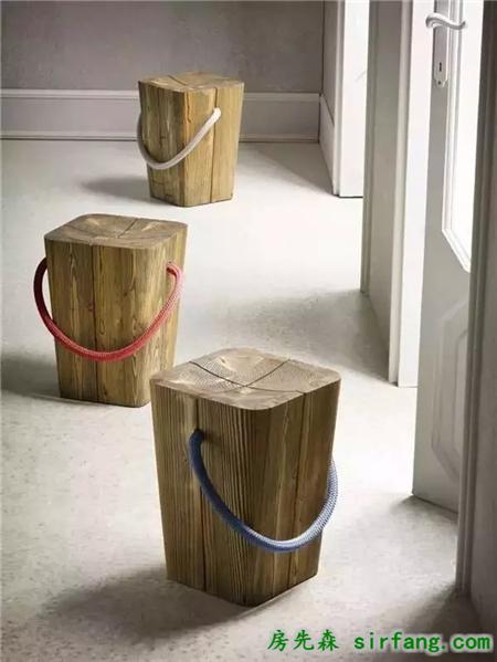 有了这些家具,你的家可以随时打包带走!