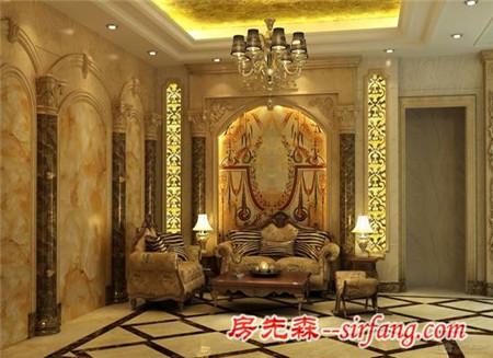 什么是家居古典风格装修 古典风格装修效果图