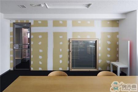 日本 东京 价值·办公室装修 追求完全的实用性