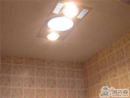 卫生间用灯暖浴霸好,还是风暖浴霸好