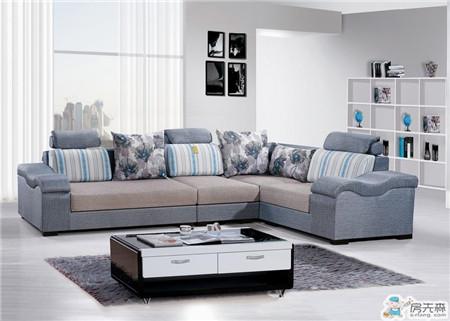 布艺沙发的清洗3大法则 美观时尚易清洗