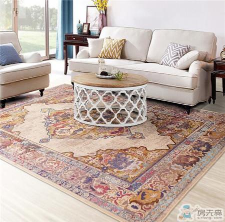 地毯装饰术,打造高颜值舒适个性空间