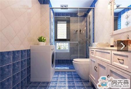 卫生间装修收纳方法 让窄小空间一秒变大