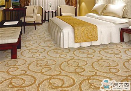 卧室满铺地毯好吗 选对地毯类型很关键