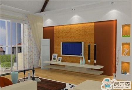客厅背景墙颜色搭配 打造有品位的背景墙