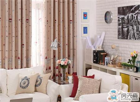 客厅窗帘如何搭配 客厅窗帘搭配技巧