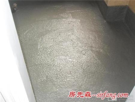 防水漆施工工艺  防水漆施工流程