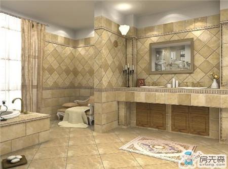 瓷砖的日常保养及清洗  让它历久如新