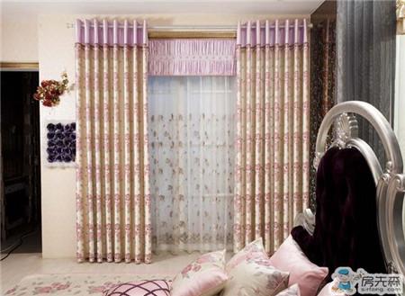 窗帘装饰搭配实例赏析 独一无二的成就