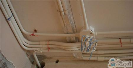 家居装修中水电路隐蔽工程常见问题汇集
