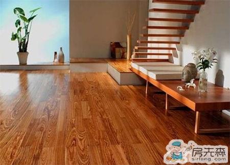 复合地板防潮小知识 避免湿哒哒