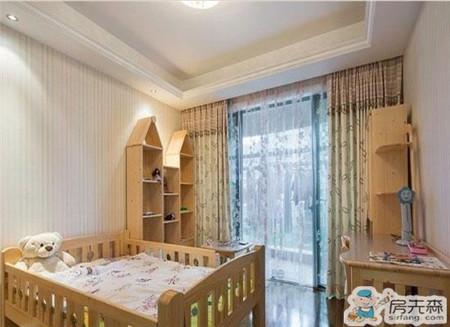 儿童房窗帘搭配  营造适合儿童成长氛围