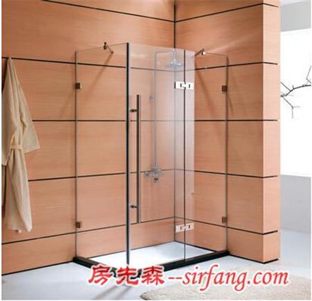 简易淋浴房安装注意事项介绍