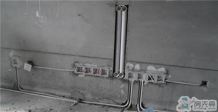 水电安装尺寸及水电验收技巧介绍