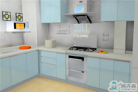 厨房风水 招财有益健康