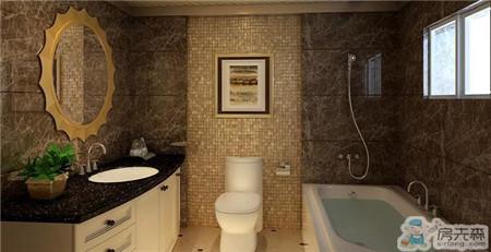 家居装修五大卫生间防水规范不容忽视