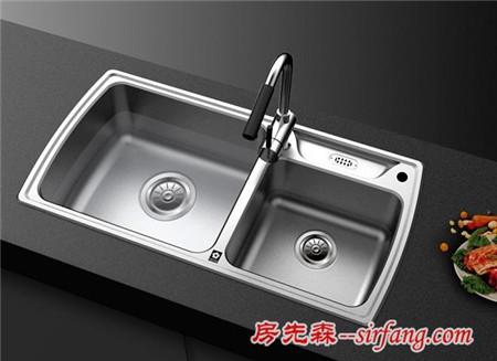 水槽安装看类型  不同水槽安装方法介绍