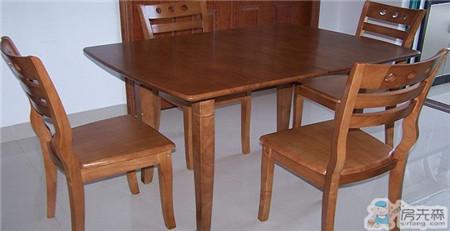 木质餐桌风水讲究大全