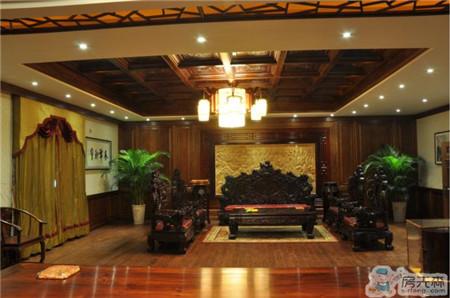 实木定制:中式风格,演绎家的古典风情