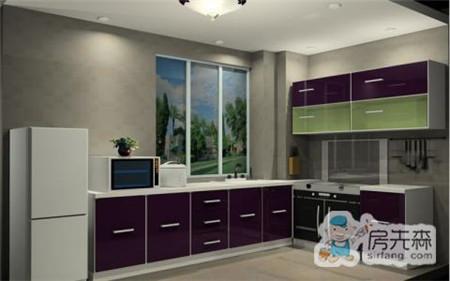 厨房布局设计要规划得当 遵从工作区原理规划