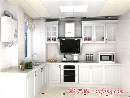 厨房橱柜安装六大注意事项