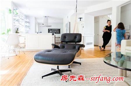 极简致纯 净无止境复式三居室