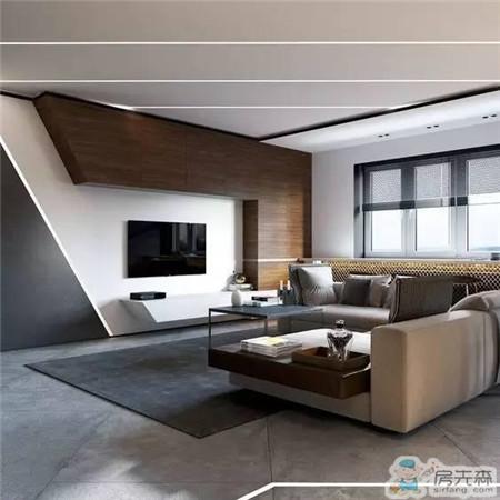 送30张背景墙装修效果图给你,客厅和卧室都有!