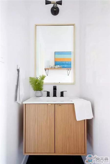 各式卫生间装修细节及效果图,设计师珍藏版收藏备用