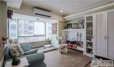 老婆全心打造的新房装修,120平硬装4万温馨的家