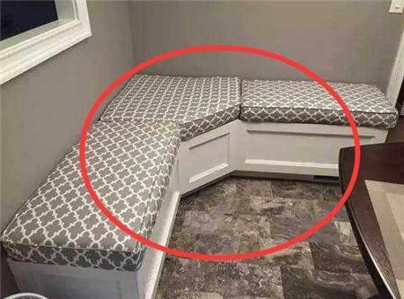 小户型装修餐厅一定要装卡座沙发,后悔知道太晚了!